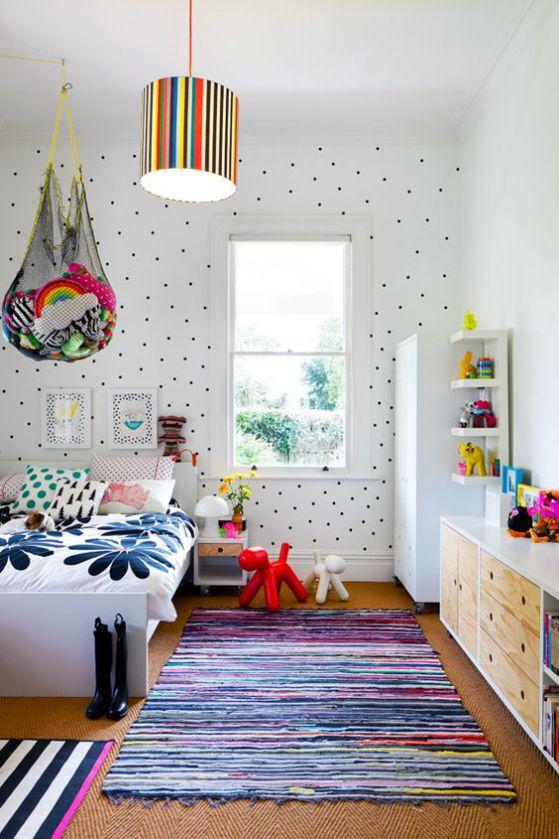 colores en cuartos para chicos