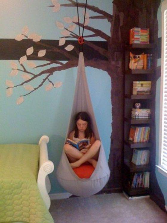 decorar habitaciones con libros