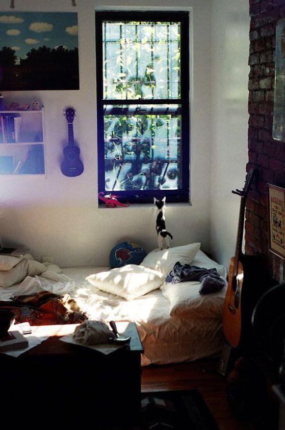 habitaciones con estilo juvenil