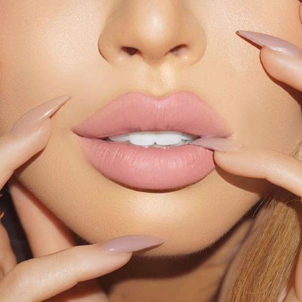 labios color nude