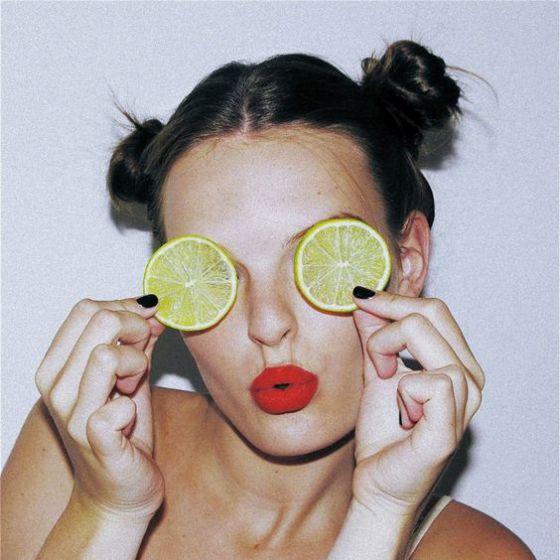 limon en la piel