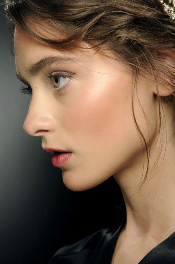 maquillaje tonos suaves para el dia