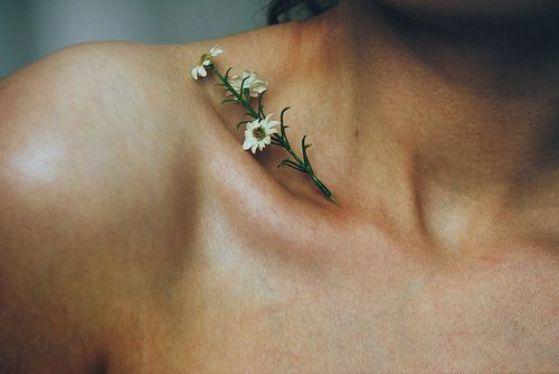 rosas 3d tattoo