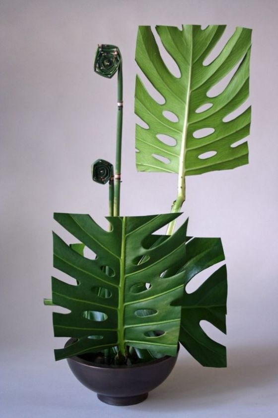 planta ornamental artificial