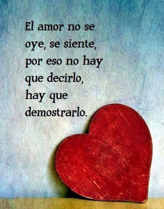 amor y corazon