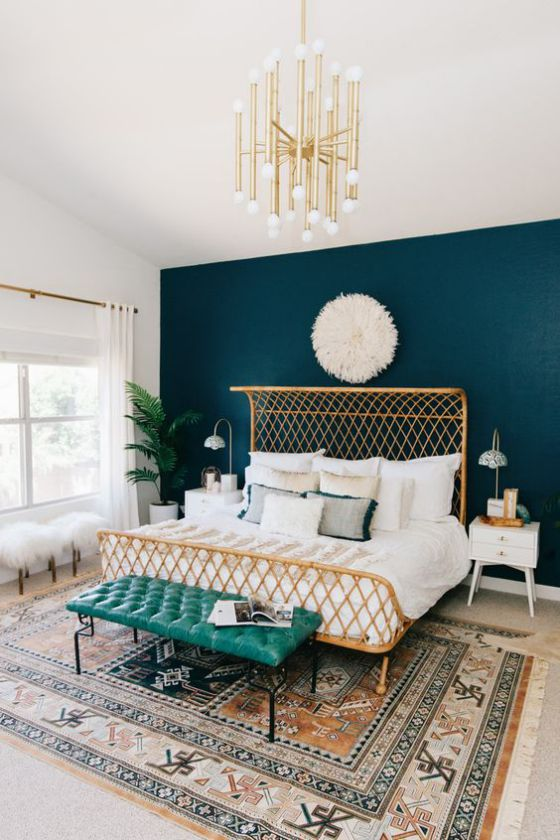 dormitorio elegantes colores uaves