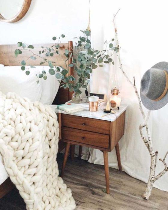 dormitorios con un toque de naturaleza