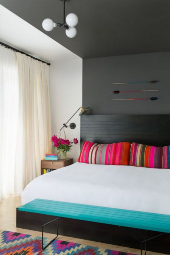 Dormitorios modernos ideas y dise os para habitaciones for Disenos de casas actuales
