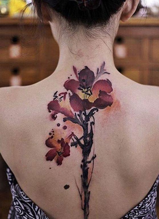 rosa con espinas