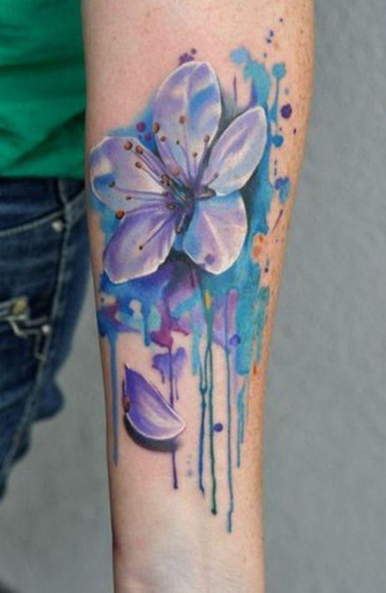 rosa triste tattoo