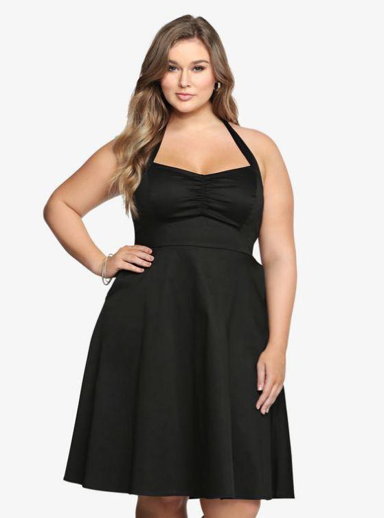 Vestidos Para Gorditas Corte Princesa Vestidos De Coctel 2019