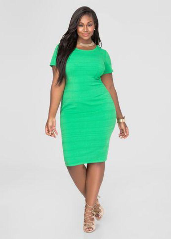 Imagenes de mujeres gordas con vestidos
