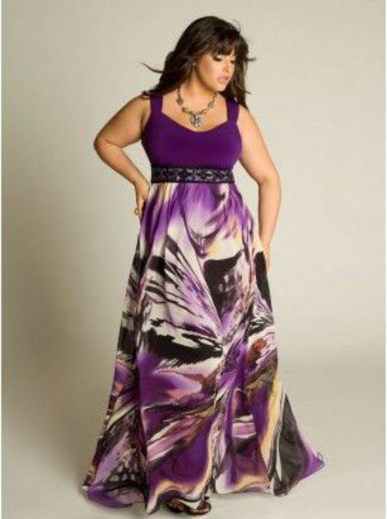vestidos para chicas gordas